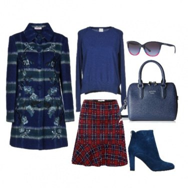 Outfit Outlander style