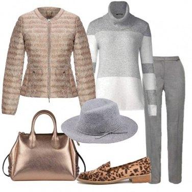 Outfit In giro per shopping
