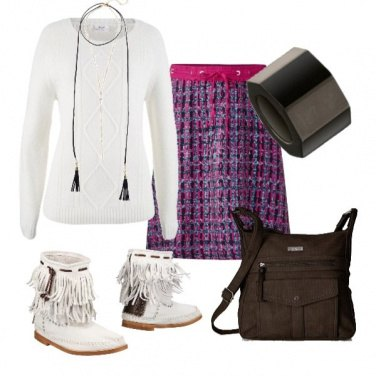 Outfit Etno relax