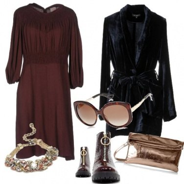 Outfit Total chic