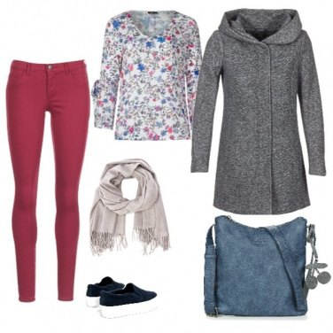 Outfit Il casual low cost