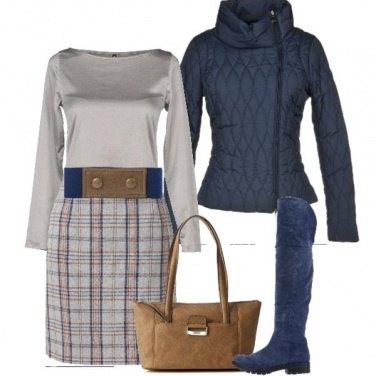 Outfit Un The con amiche