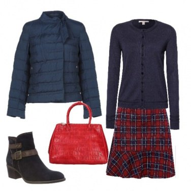 Outfit Scottish