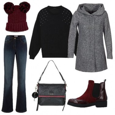 Outfit Gennaio low cost