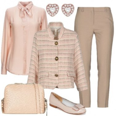 Outfit Mood romantico