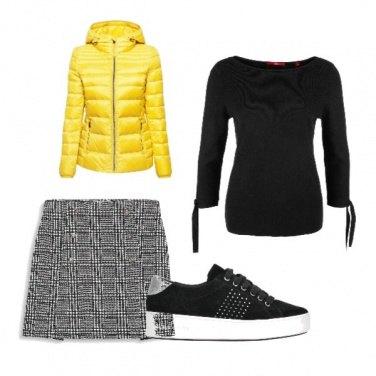 Outfit Passeggiata d\'inverno