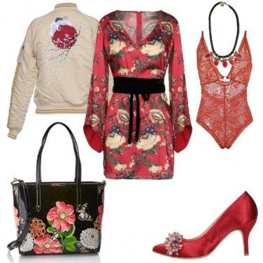 Outfit Etnico #8
