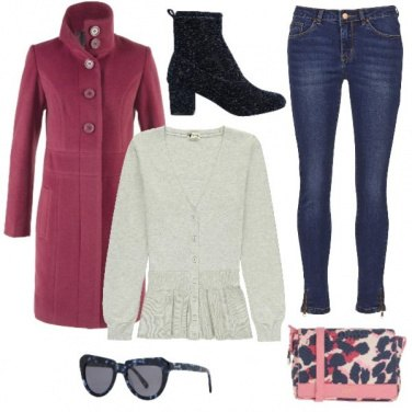 Outfit Un caldo cappotto