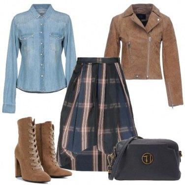 Outfit Quasi in Scozia