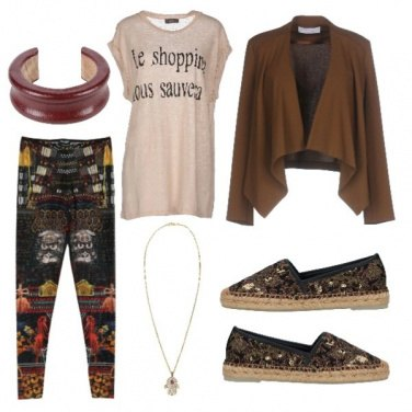 Outfit Stile etnico