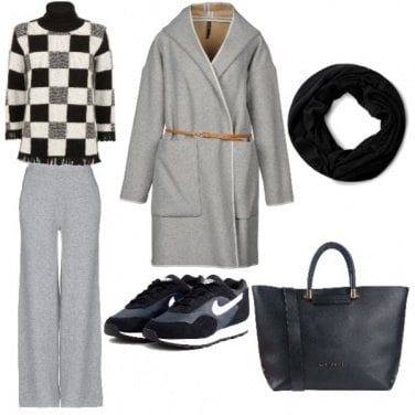 Outfit Urban, Competizione sneakers invernali
