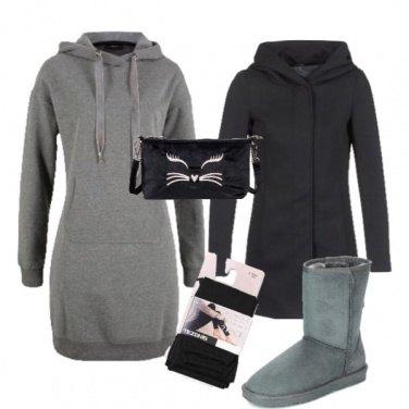 Outfit Gennaio comodo economico