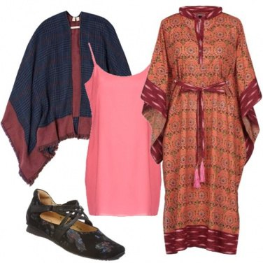 Outfit Relax in stile etnico