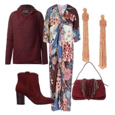 Outfit Etnico in relax