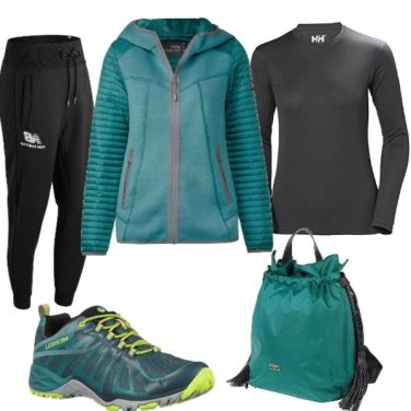 Outfit Una giornata sportiva