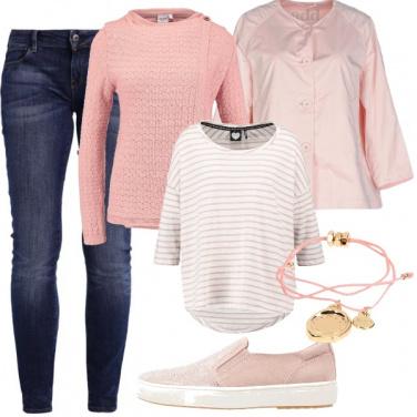 Outfit Sportiva e comoda