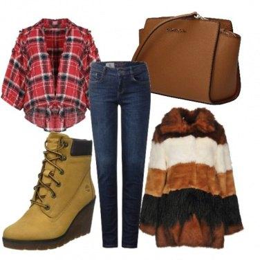 Outfit Inverno con stile