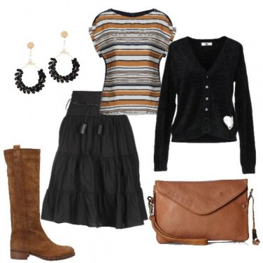 Outfit Basic #191