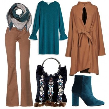 Outfit Urban work #1