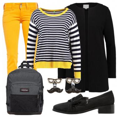 Outfit Colore a lezione