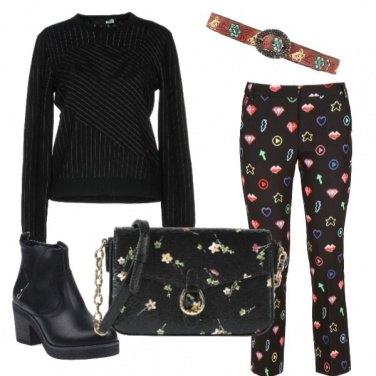 Outfit A tutta fantasia