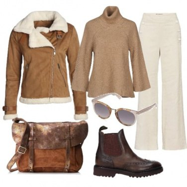 Outfit Total leather #3