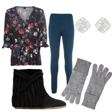 Outfit Relax balcanico