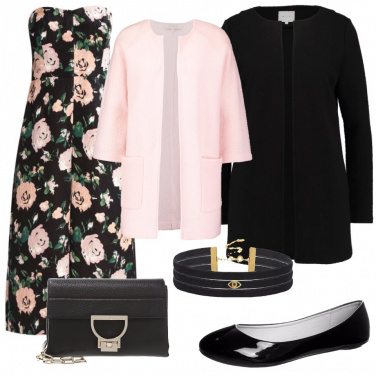 Outfit Look fiorato