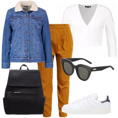 Outfit Stare comodi