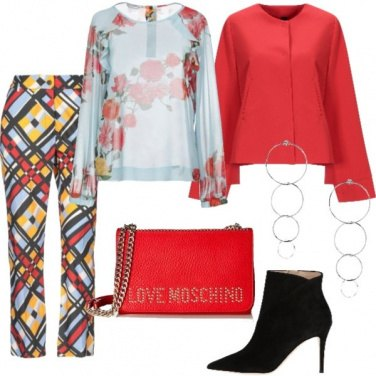 Outfit Modern mix