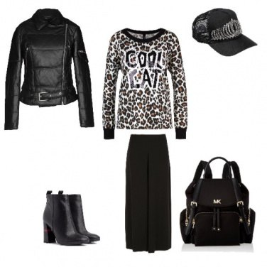 Outfit Let's Rock