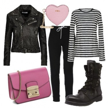 Outfit Mix and match Rock & Young
