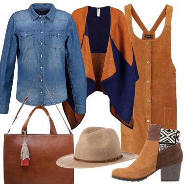 Outfit Country con stile
