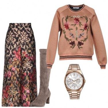 Outfit La felpa 2