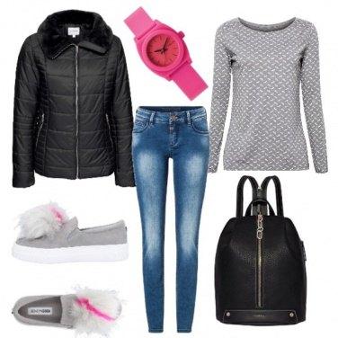 Outfit Dettagli fluo