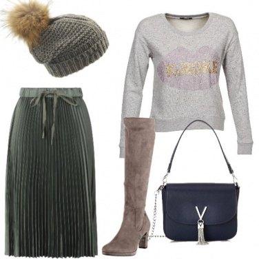 Outfit La felpa 4