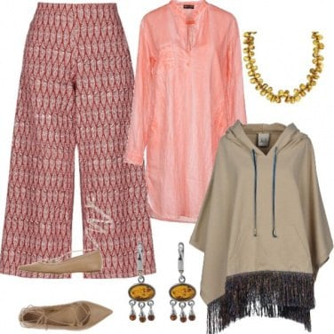 Outfit Relaxed Ethnic