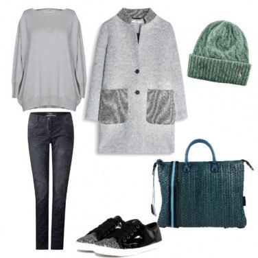 Outfit Urban, sabato pomeriggio