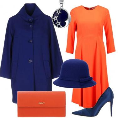 Outfit La luna arancione