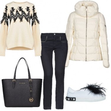 Outfit Plume love