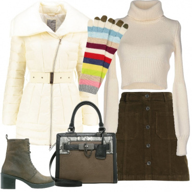 Outfit L\'arcobaleno