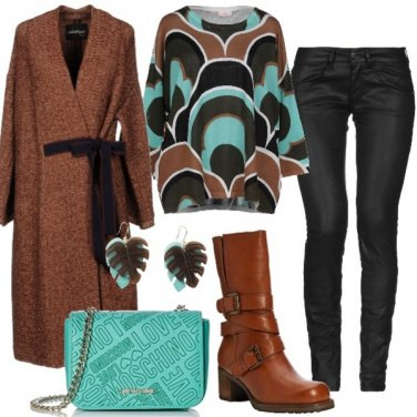 Outfit Fantasie anni 70