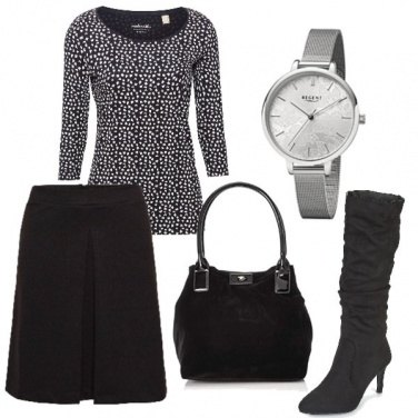 Outfit Routine lavorativa