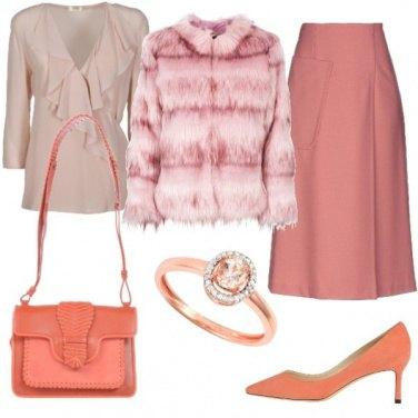 Outfit Mood romantica