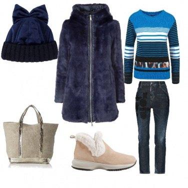 Outfit Camminate al freddo