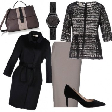 Outfit Black passion