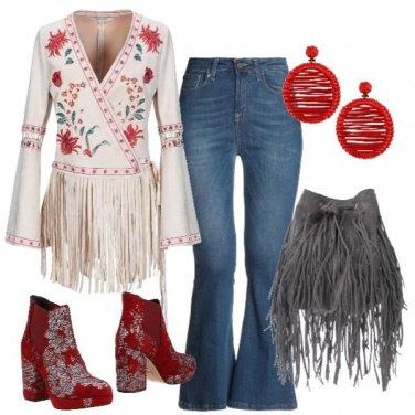 Outfit Urban boho #3