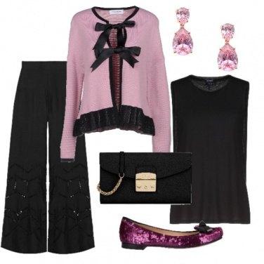 Outfit Se adori le paillettes