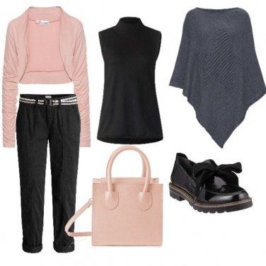 Outfit Minimal...ma non troppo