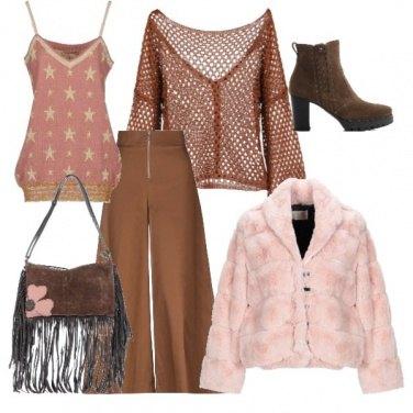 Outfit Urban teddy